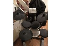 Electronic drum kit. Roland make