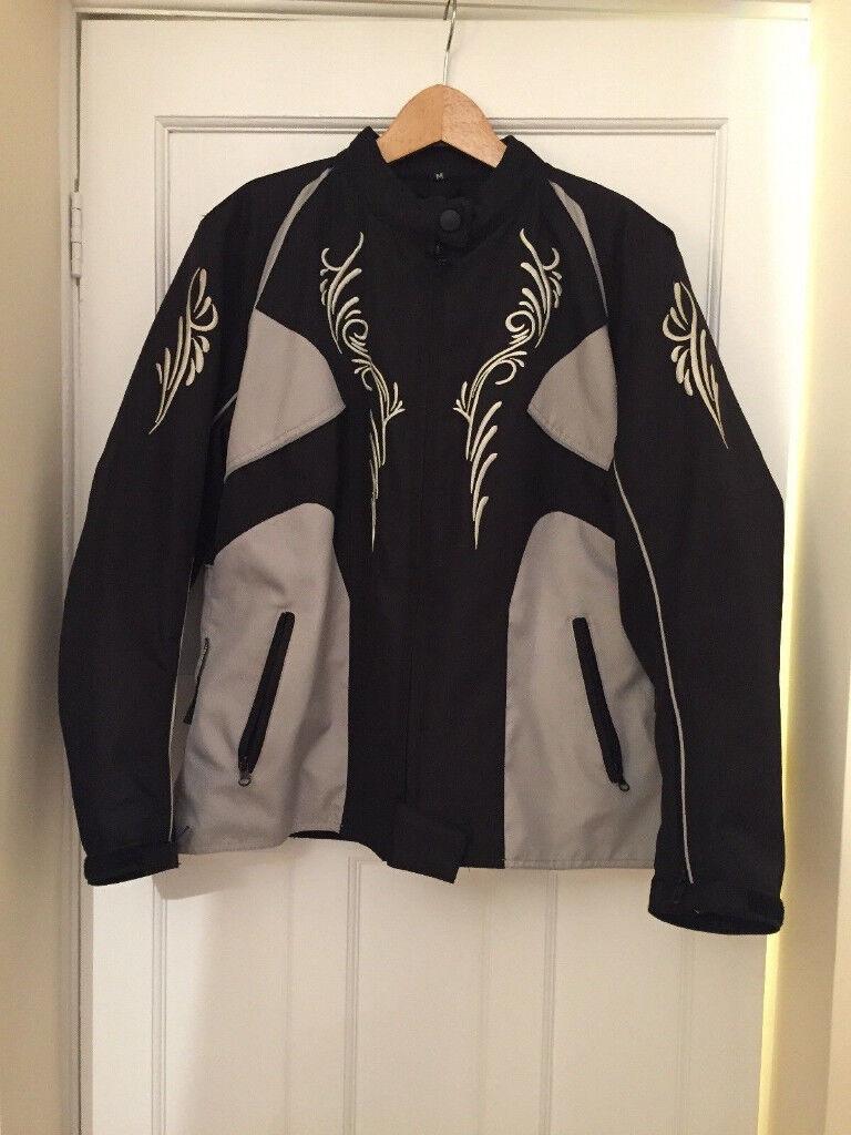 Brand New Ladies Motorbike Jacket.