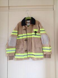 Fireman costume authentic tee tot