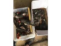 Assorted tools job lot