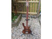 Washburn Bass guitar