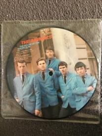 """7"""" picture disc. The Animals- House of the Rising Sun"""