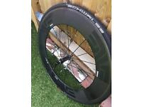 Enve 88 front and rear shimano 10/11s