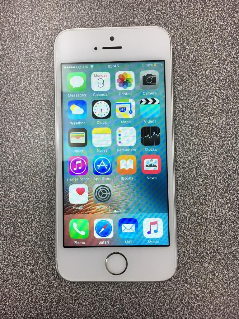 Apple iPhone 5s 16GB Vodafone network