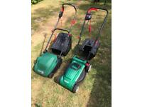 2 x Qualcast lawnmowers - parts only