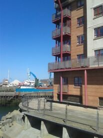 Ayr Harbour Apartment, Includes Council Tax