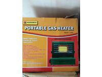 Marksman portable gas heater camping gear