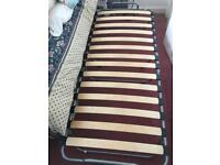 Z bed for sale with foam mattress