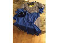 Batman Fancy dress 7-8 years