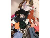 Huge 150 + items size 8/10 ladies clothes bundle