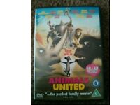 Animals United 2-D and 3-D DVD versions DVD