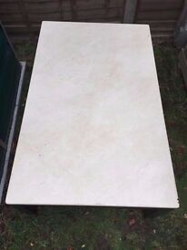 Marble Coffee Table-Excellent Condition