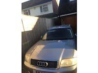 Audi spares or repairs