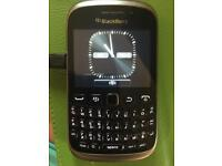 Blackberry Curve on Vodafone