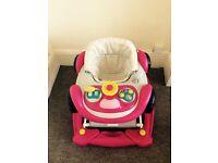 Mothercare baby walker + rocker & Vtech activity ball