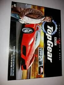 Brand New Top Gear interactive DVD &Book