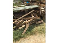 selection of mixed timbers