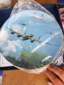 Coal port plane plate perfect condition £15.00