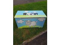 Childrens Storage Box