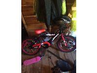 Boys Huffy bike
