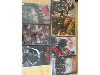 Sons of anarchy series 1-7