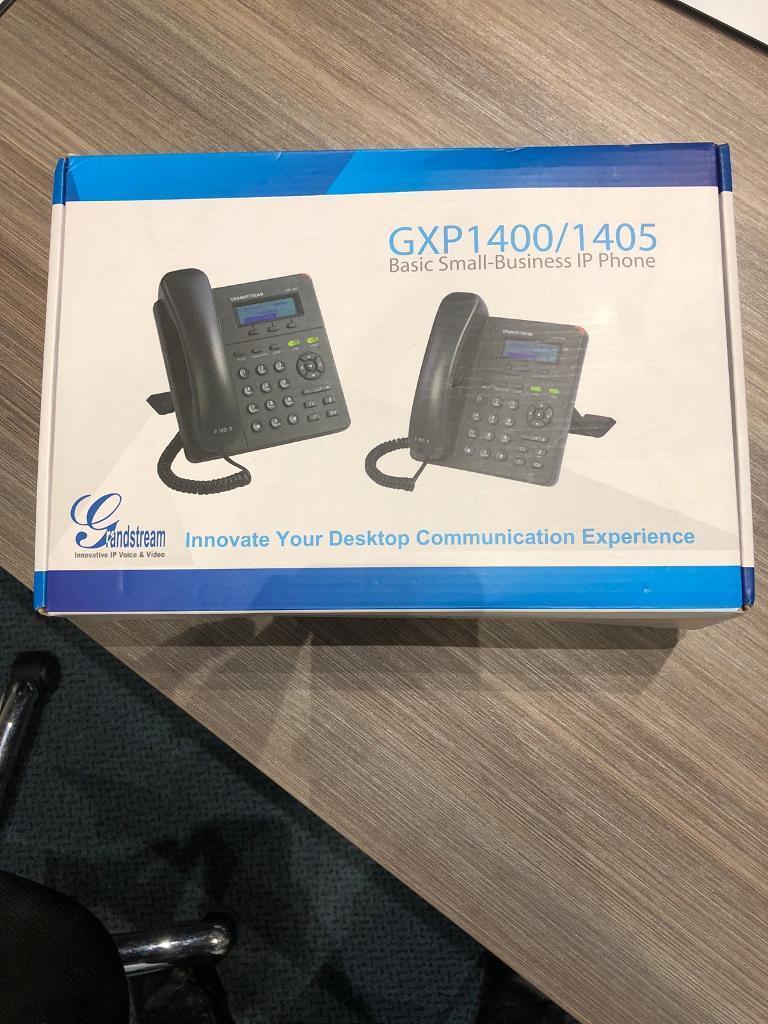 Grandstream GXP1400/1405 phone