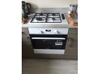 Cooker and hob, never used still have warranty