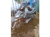 125cc kymco Great runner