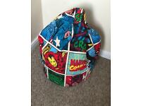 Child's beanbag