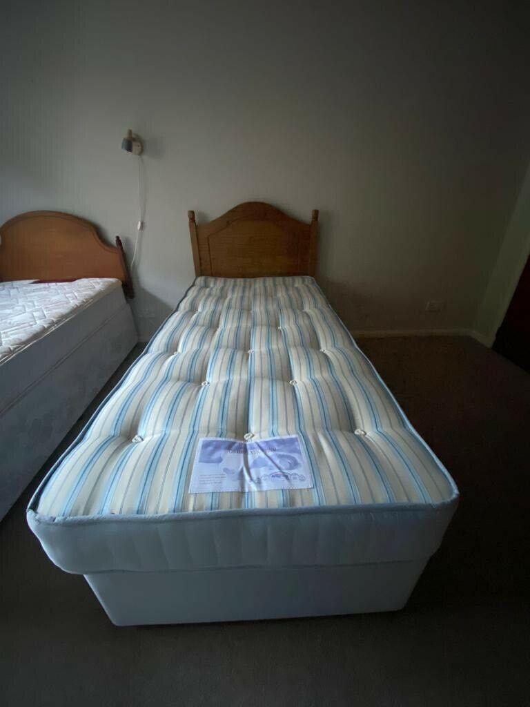 Picture of: Single Divan Bed In Banchory Aberdeenshire Gumtree