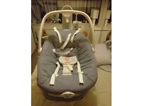Swing for a baby up to 9kg