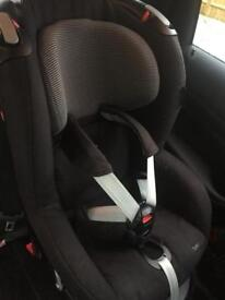 Maxi cosi Tobi and Britax romer isofix car seats