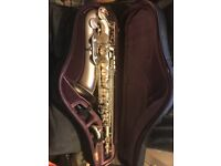 Trevor James Horn 88 Tenor Sax