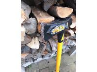 Roughneck Splitting Maul Axe Log Splitting Etc