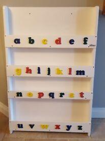 Tidy Books Children Book Shelf