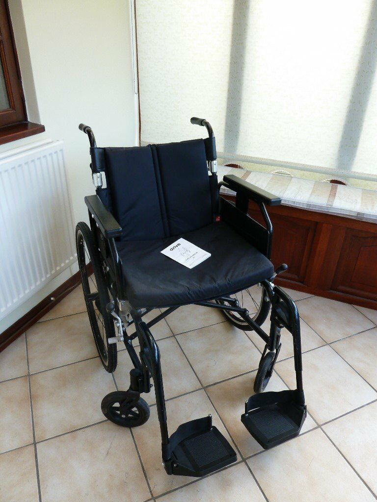 Wheelchair (Enigma Drive)
