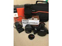 Sony A55 DSLR Camera