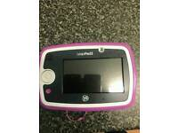 Leap Pad 3- Pink, Never been used
