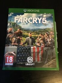 XBOX One Farcry 5