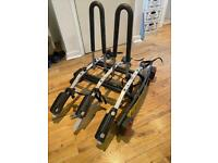 Thule tow bar 3 cycle carrier with electrics