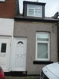 2 Bedroomed Terraced Property with a private yard, in Thomas Street, Ryhope