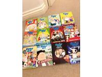 Family Guy seasons 1-11 boxsets