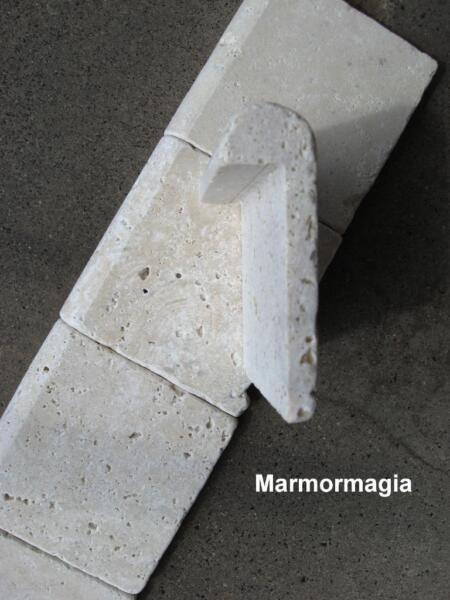 travertin marmor antikmarmor naturstein florentiner profilfliese in hessen heuchelheim. Black Bedroom Furniture Sets. Home Design Ideas