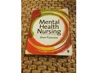 Mental health nursing - an evidence based introduction