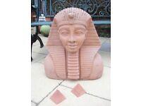 egyptian mask ornament