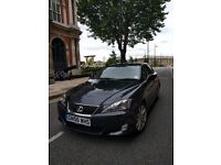 2007 LEXUS IS250 SE-L MM with OAKHAM IVORY LEATHER