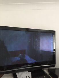 37'' Panasonic Plasma TV