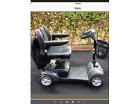 Mobility Scooter with surspenion very tidy