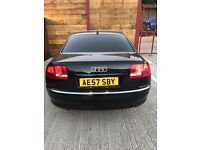 Audi a8 3.0 diesel very clean and power full