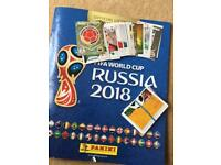 Panini World Cup Swaps